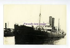 fp0135 - British & Irish Ferry - Lady Brussels , built 1901 - photograph