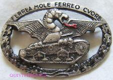 IN13991 - INSIGNE FERREA MOLE FERRERO CUORE - BREVET CONDUCTEUR CHAR - ITALIE