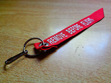 REMOVE BEFORE FLIGHT Key Chain Aviation Rat Rod Motorcycle Pin Patch Shirt Hat