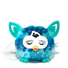 2013 Hasbro baby FURBY FURBLINGS Furbling BLUE Turquoise WAVES - Tested, GREAT!