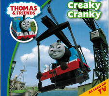 Thomas and Friends Story - My First Story Time Set: CREAKY CRANKY - NEW