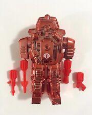 Gi Joe Black Major Crimson Guard Elite Snake Armor