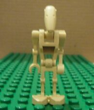 LEGO STAR WARS MINIFIGURE BATTLE DROID, 1 STRAIGHT ARM (7670) NEW