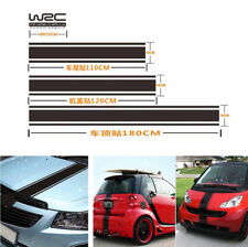 DIY Racing Car Side Roof Cover Decal Vinyl Stripe Performance Decoration Sticker