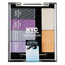 NYC Individual Eyes Eye Shadow Primer Highlighter Palette 939 Bryant Park