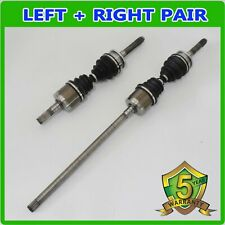 Fit Holden Rodeo TF 2.6L 2.8L Front CV Joint Drive Shafts Left & Right 88-03