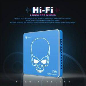 Beelink GT-King Pro Hi-Fi Sound 4K TV Box Amlogic S922X-H 4GB DDR4 DTS Streamer