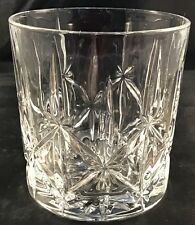 "Waterford Marquis Double Old Fashion Glass Pattern ""Sparkle"""