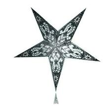 "Happy Sales HSSL-FABLBB Frozen Aurora Paper Star Lantern Blue Black, 13"" x 10"" x"