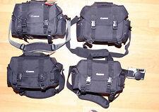 """CANON Camera Gadget Bag 2400 14x8x7"""" for EOS T4i T6i T5i 7D 5D II III 6D 70D etc"""