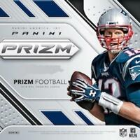 2018 Panini Prizm Football Inserts Pick From List (All Sets Included)