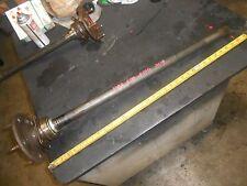 Ford F150 rear axle shaft 9 Inch 31 spline 5 wheel lug