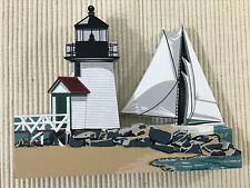 Shelia's Collectibles-Brant Point Lighthouse, Nantucket, Mass./ 