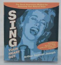 Arthur Samuel Joseph Sing Your Heart Out 3-Cds + 56 Page Book New Sealed