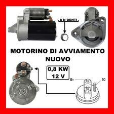 MOTORINO DI AVVIAMENTO NUOVO CHEVROLET MATIZ-SPARK 0.8 DA ANNO 2000 96963482