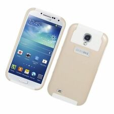 Étuis, housses et coques avec clip blancs métalliques pour téléphone mobile et assistant personnel (PDA)
