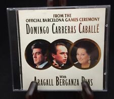 Opera Spectacularly: Official Barcelona Games Ceremony CD - Domingo, Carreras +