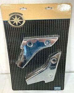 Genuine Yamaha 09-14 Road Star OEM Backrest Side Arms STR-4YE41-10-00 NOS/NEW