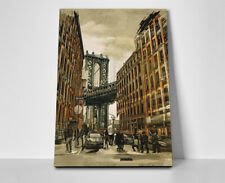 Brooklyn Bridge Poster or Canvas