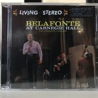 HARRY BELAFONTE - AT CARNEGIE HALL ANALOGUE PRODUCTIONS SACD SUPER AUDIO CD AP