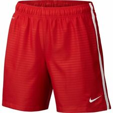 NIKE MAX GRAPHIC SHORT SOCCER SHORT 645511 657 RED WOMENS SZ. S
