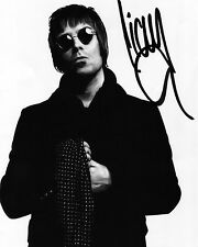 Liam Gallagher - Oasis - Signed Autograph REPRINT