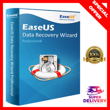 EASEUS Data Recovery Wizard Professional v6.1 - Fast Delivery