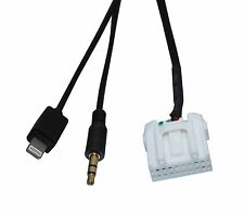 NC Aux Cable For Mazda2 3 5 6 MX5 RX8 For iPod iPhone 5 5C 5S 6 6Plus Charging