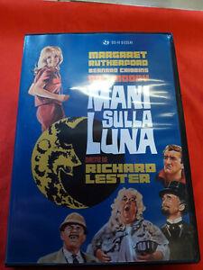 Dvd -  Mani sulla luna  -Un film di Richard Lester. Con Bernard Cribbins .commed