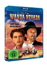 Wanda Nevada NEW Classic Blu-Ray Disc Peter Fonda Brooke Shields Fiona Lewis