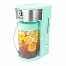 Brentwood Appliances Kt-2150bl Iced Tea And Coffee Maker [blue] (kt2150bl)