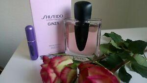 Shiseido Ginza EdP Atomizer 5 ml TASCHENZERSTÄUBER