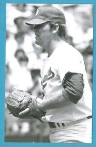 Denny McLain Texas Rangers Vintage Baseball Postcard PP00463