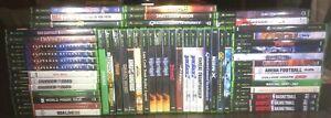 Original Microsoft XBOX You Pick & Choose Video Game Lot-Factory SEALED New!!!