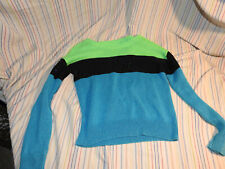 Justice Multi Color 14 Sweater EUC Only Worn once for Very short time