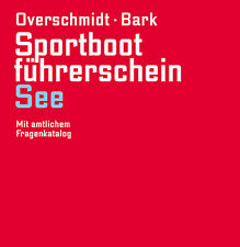 Sportbootführerschein See mit Fragenkatalog Hand + Lehrbuch Prüfung Ausbildung