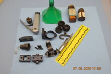 Grab bag of odd gun parts ( Shilen DGA, Redfield, Buehler, Lee, .22 Hornet )