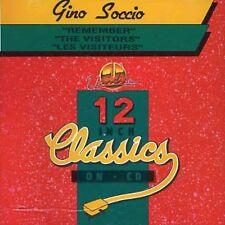 Gino Soccio - Remember/The Visitors [New CD] Canada - Import