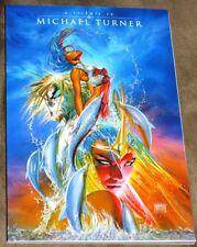 A Tribute to Michael Turner TPB First Printing - NEW
