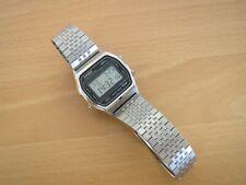 Casio W-36 Modul 248 Digitaluhr Quartz LCD Vintage Rar selten wie Neu 80er ...