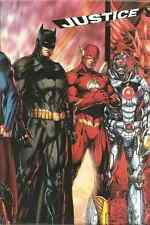 COFANETTO ANNO UNO JUSTICE LEAGUE 1-12 RW LION JLA SUPERMAN VARIANT DELUXE FLASH