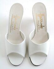 Sandals 1980s Vintage Shoes for Women