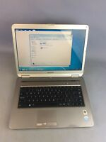 Sony Vaio VGN-NR38E/PCG-7134M Laptop For Spare Parts Only Includes Power Supply