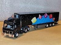 """Herpa - Mercedes-Benz SK Kühlkoffersattelzug  """"Star-Truck, Truck-Center Kassel"""""""