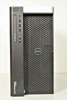 Dell Precision T7600 2x 6-core Xeon E5-2630 64GB Ram 480GB SSD NVS 310 Win10 Pro