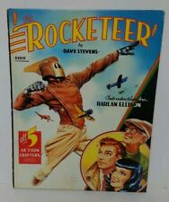 THE ROCKETEER (1987) Hardcover by Dave Stevens Harlan Ellison Intro Eclipse