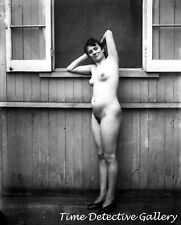 Storyville Prostitute #21 by E.J. Bellocq, New Orleans, LA -Historic Photo Print