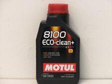Motul 8100 eco-Clean + 5w30 c1 jaso dl-1 1 LTR Mazda 5er 6er diesel