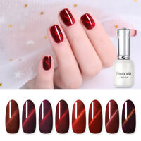 Harunouta 12ml 3D Cat Eyes UV Gellack Soak Off Nail Art Magnetic Gel Varnish