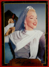 """Sports Time Inc."" MARILYN MONROE Card # 139 individual card, issued in 1995"
